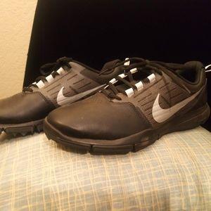 Nike Explorer black Men's Golf Shoes – Size 9.5